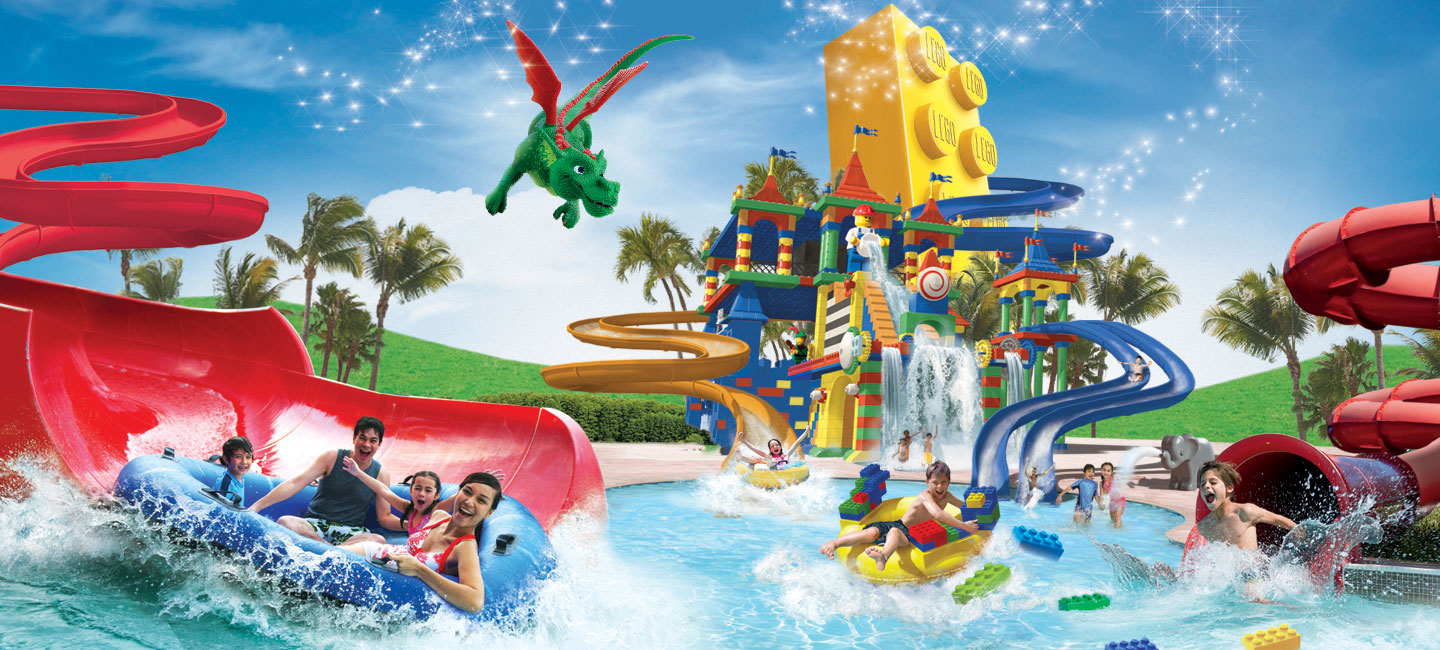 Legoland Water Park Dubai Parks And Resorts