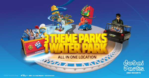 Buy ANNUAL PASSES | Dubai Parks™ and Resorts