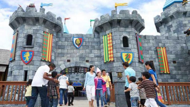 Zones At Legoland Dubai Dubai Parks And Resorts