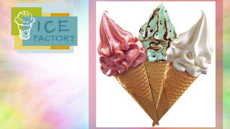 مصنع المثلجات