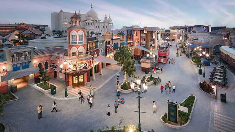 Image result for Bollywood Parks Dubai