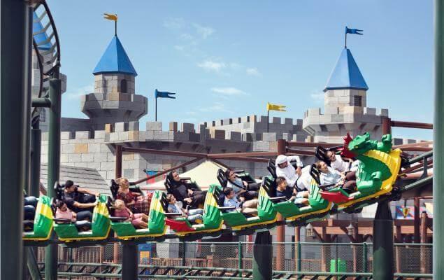 Theme Park in Dubai   Dubai Parks and Resorts